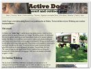 Active Dogs, resort and outdoor gear